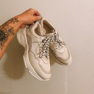 Billini Stassi Beige Sneaker